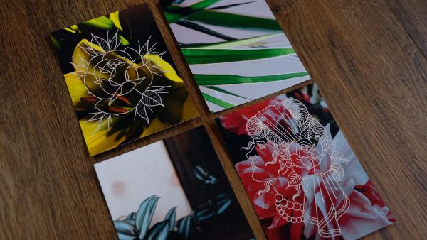 Earth•Stone Postkarten-Set