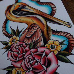 Bird by Nick Knatterton